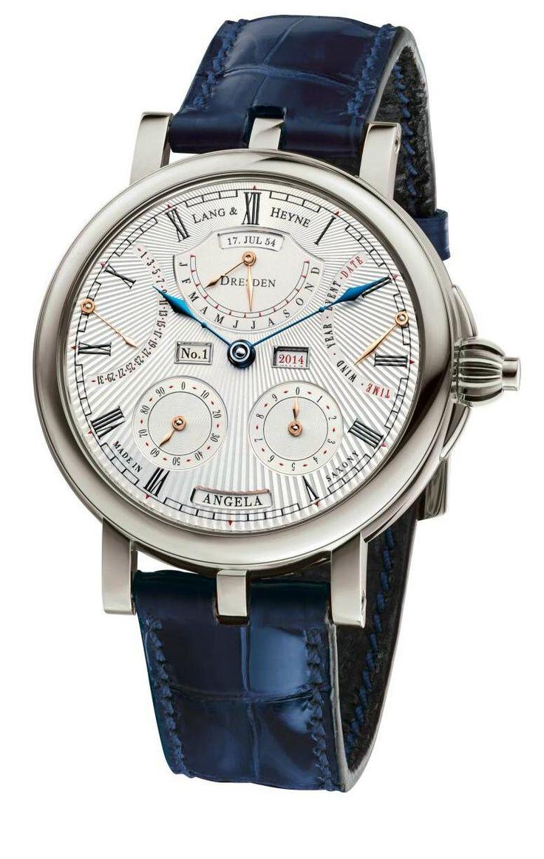 TimeZone : Industry News » Pre-Basel 2014 - Lang & Heyne Augustus I