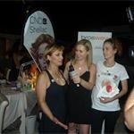 CND AperiShellac @ Discoteca Fellini - Milano. Libera Ciccomascolo, Presidente Ladybird house, intervistata da Nerviano WebTV