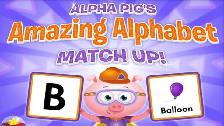 Super Why Alphabet - Alpha Pig Amazing Alphabet Match Up - Super Why Games HD