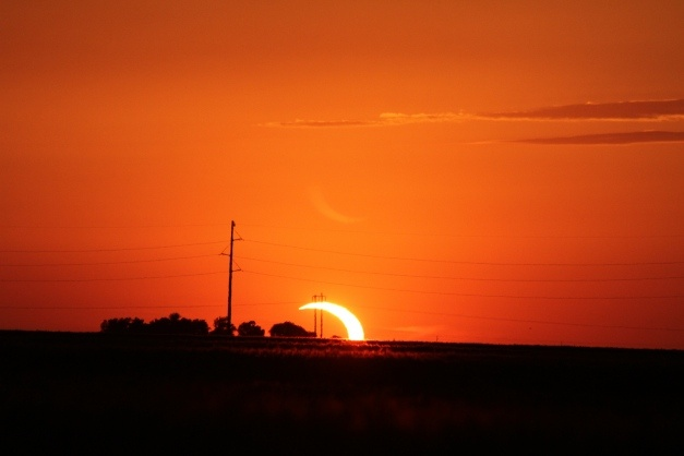 PHOTOS: Oklahoma solar eclipse | KFOR.com – Oklahoma City News & Weather from KFOR Television, Oklahoma's News Channel 4