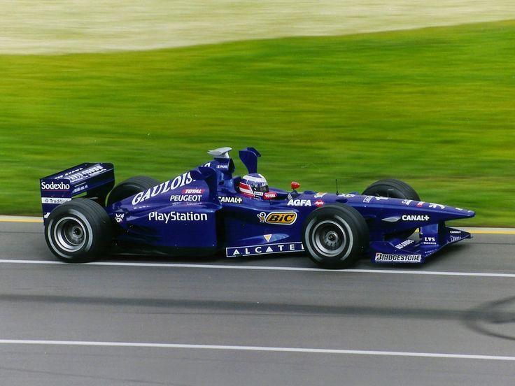 Olivier Panis - Prost Grand Prix Peugeot V10 AP01 1998