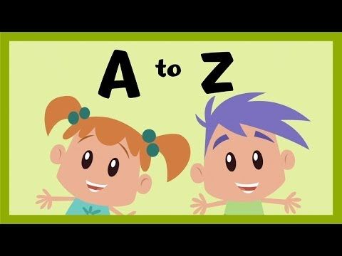 "▶ ""Sing the Alphabet"" by ABCmouse.com - YouTube"