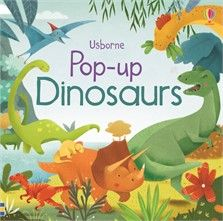 Usborne Pop-Up Dinosaurs