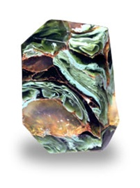 Gemstone soap rocks
