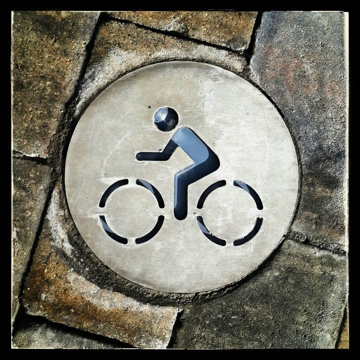 Cyclists only