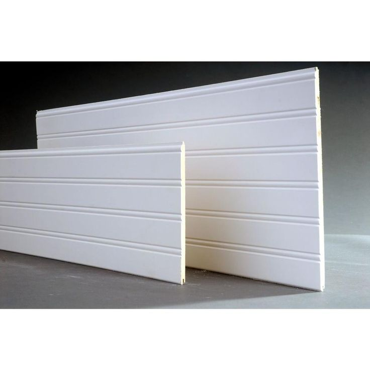 Mdf Beadboard In Bathroom: 14 Sq. Ft. Cape Cod MDF Beadboard Planks (3-Pack)-8203035