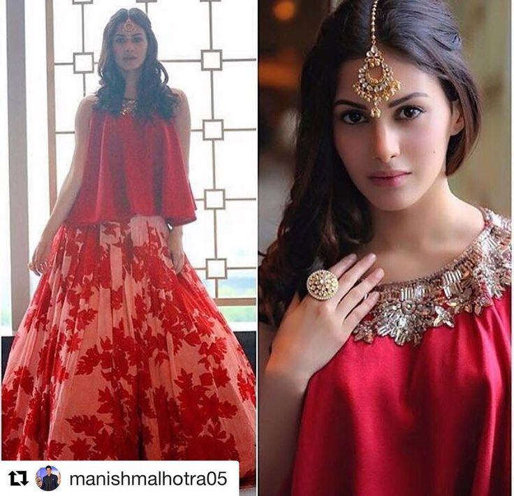 #ManishMalhotra #indiandesigner #summer #eveningwear #fun #manishmalhotralabel…