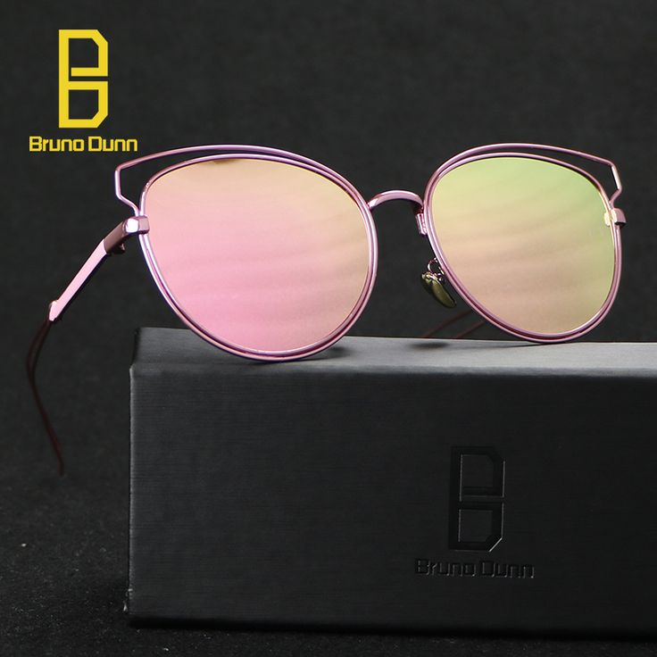 2016 Vintage Rayed Sunglasses Women Brand Designer Steampunk Goggles Polarized Sun Glasses HD Polaroid Lentes Gafas De Sol Mujer #Affiliate