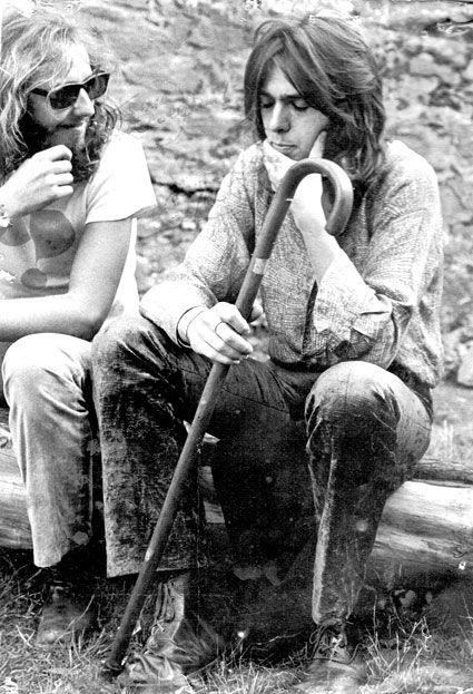 Peter Gabriel <3 (1971)