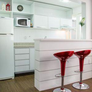 Cozinha Branca de Elisangela Cardoso de Almeida