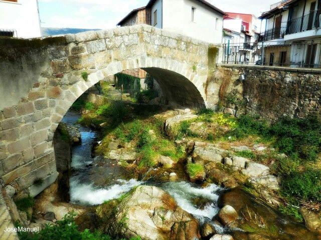 Aldeanueva del Camino. Cáceres. Extremadura. España.