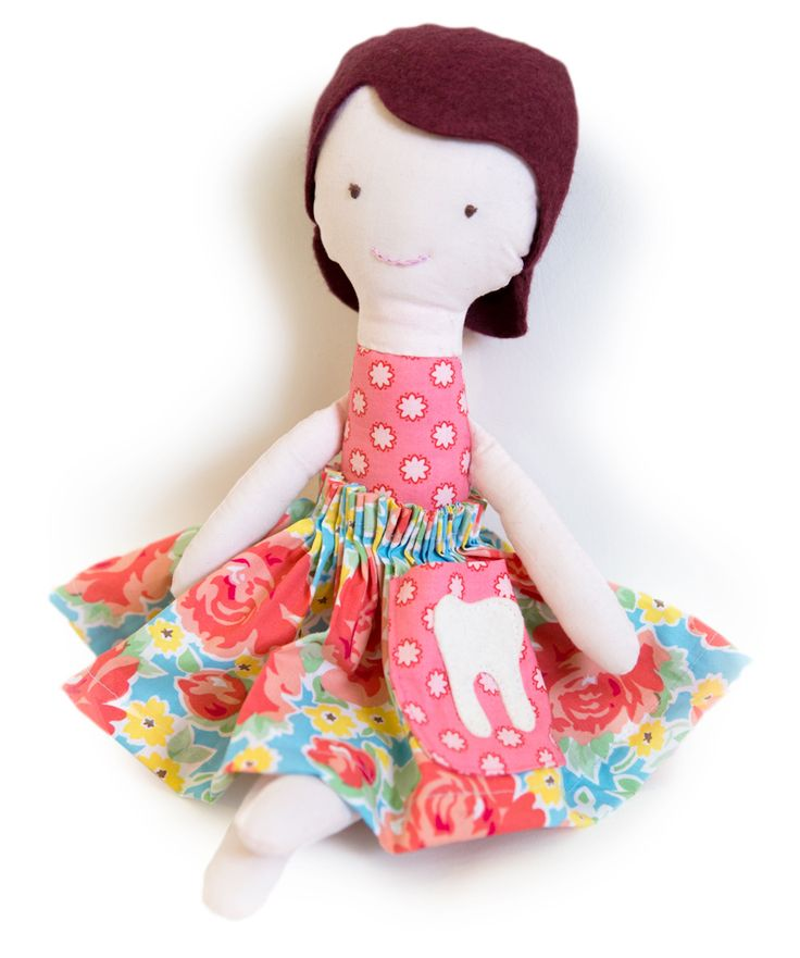 Free Tooth Fairy Doll Pattern (plus we're giving away the sample doll!)   Sew Mama Sew   Outstanding sewing, quilting, and needlework tutorials since 2005.