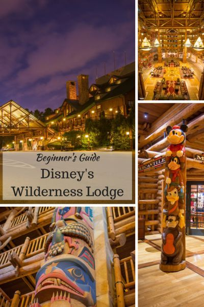 Disney's Wilderness Lodge is a deluxe resort inspired by the turn of the century lodges in our National Parks. Wilderness Lodge will completely immerse you in it's beautiful theme. You may even start wondering if…