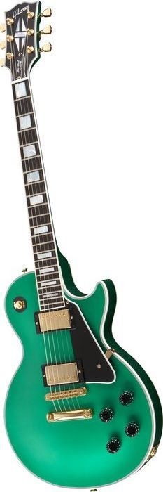 Gibson Custom Les Paul Custom Limited Edition Color Electric Guitar (via Musician's Friend)