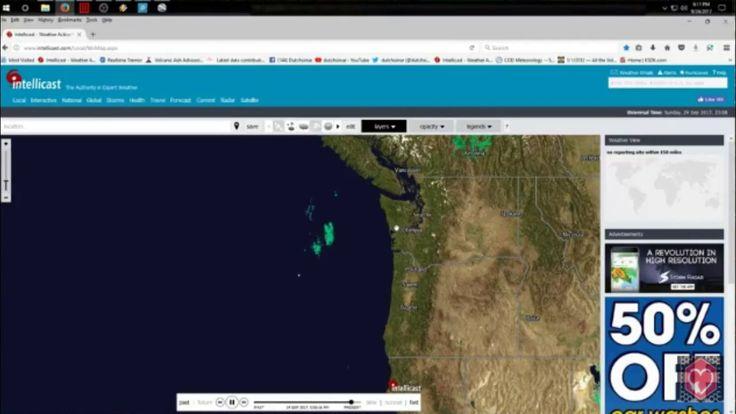 9/24/17 7pm earthquake update dutchsinse - Is Axial Seamount erupting?