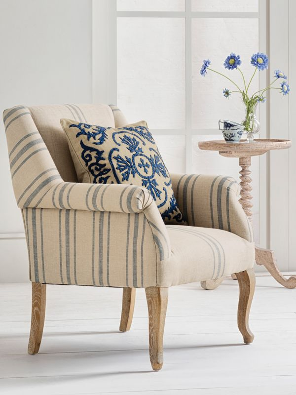 Spring has arrived and with it our new collection. We have a huge variety of new pieces and three inspirational looks including  Into The Blue - a scheme combining different blue tones and temperatures to create interest and add depth. Explore our entire collection; we have everything you need to refresh your home for Spring.