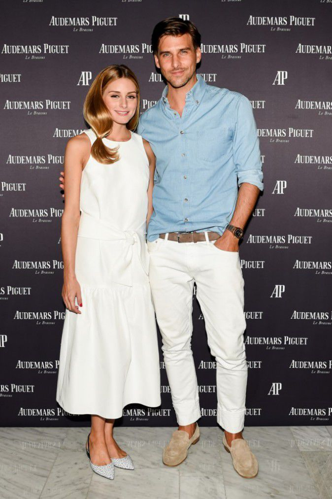 The Olivia Palermo Lookbook : Olivia Palermo At The Audemars Piguet Party