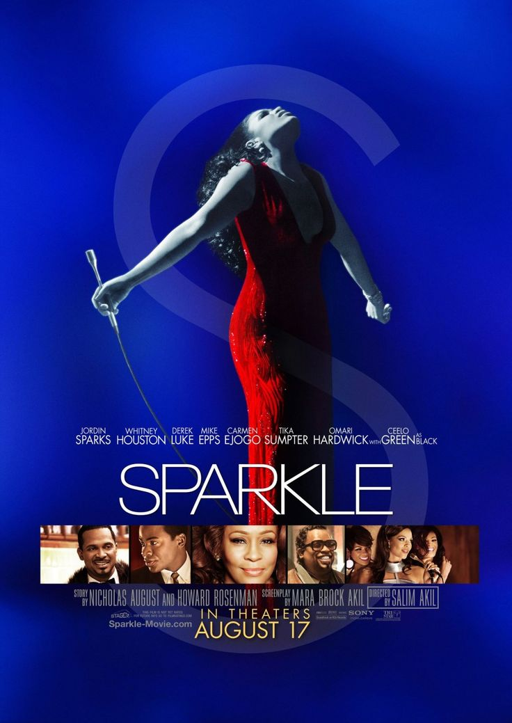 Sparkle is a 2012 American musical film directed by Salim Akil and produced by Stage 6 Films. It was released on August 17, 2012 by TriStar Pictures.