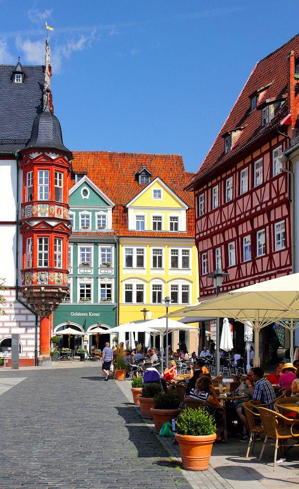 Coburg, Bayern. Den passenden Koffer findet ihr bei uns: https://www.profibag.de/reisegepaeck/
