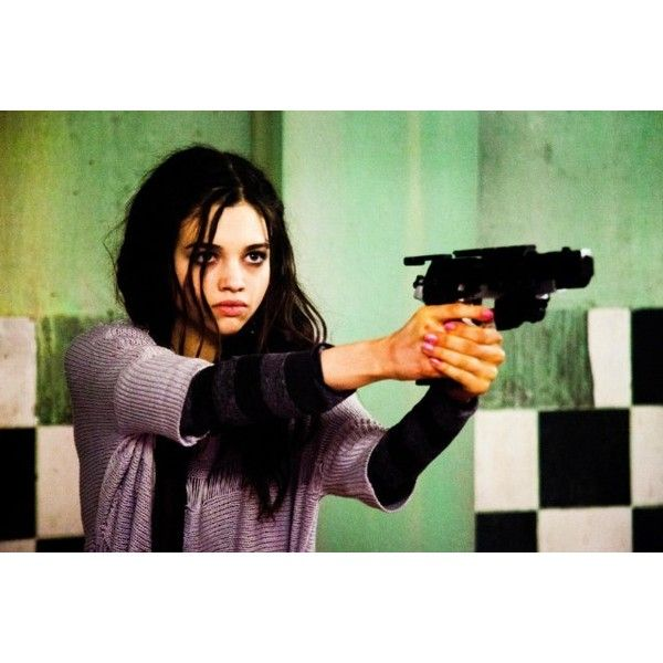 India Eisley ❤ liked on Polyvore featuring people