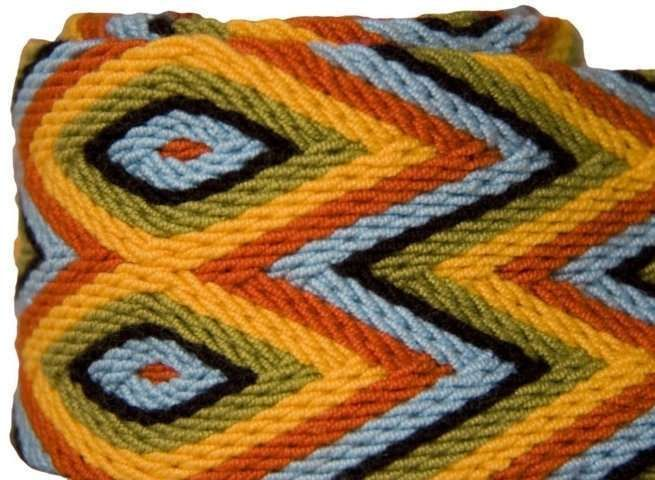 Wayuu Belt Colombia
