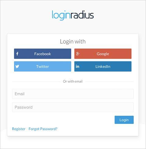 Image result for login page