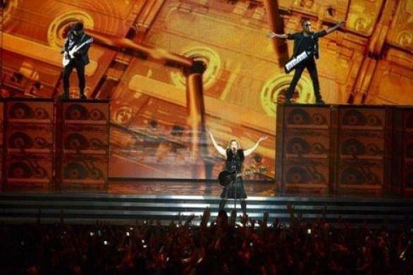 Madonna - 14.06.2012, San Siro