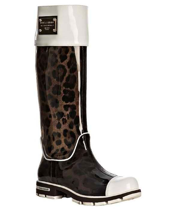 Designer Rain Boots - Cr Boot