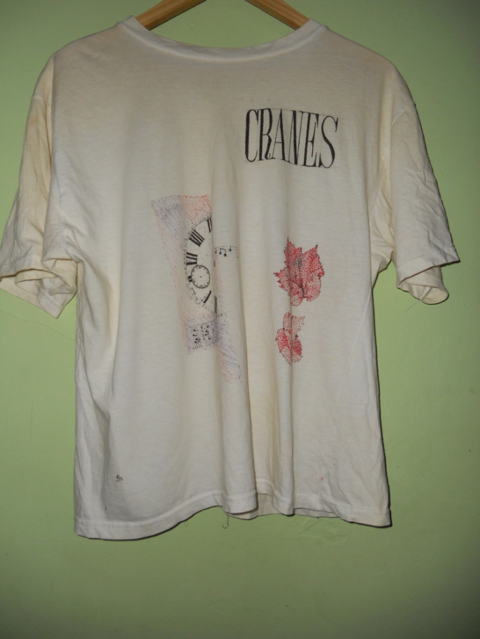 T-Shirt Hand Painted