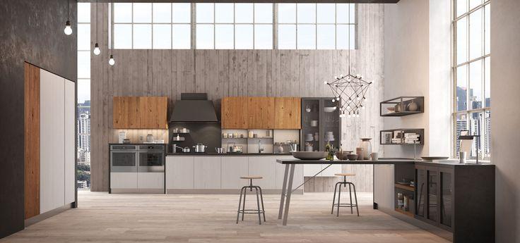 Scopri Asia Factory, la nostra cucina moderna componibile che si adatta ad ogni ambiente ed esigenza e in cui vivere emozioni e passioni con le persone che ami. www.maviarreda.it