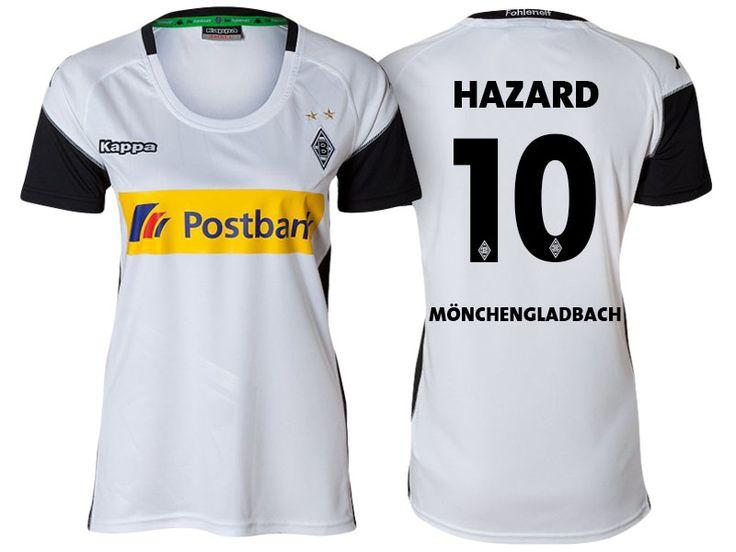 Borussia Monchengladbach Jersey thorgan hazard Shirt