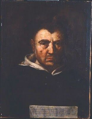 TOMMASO CAMPANELLA -  (Stilo, Reggio di Calabria, 1568 - Parigi 1639) filosofo, teologo, poeta e frate   #TuscanyAgriturismoGiratola