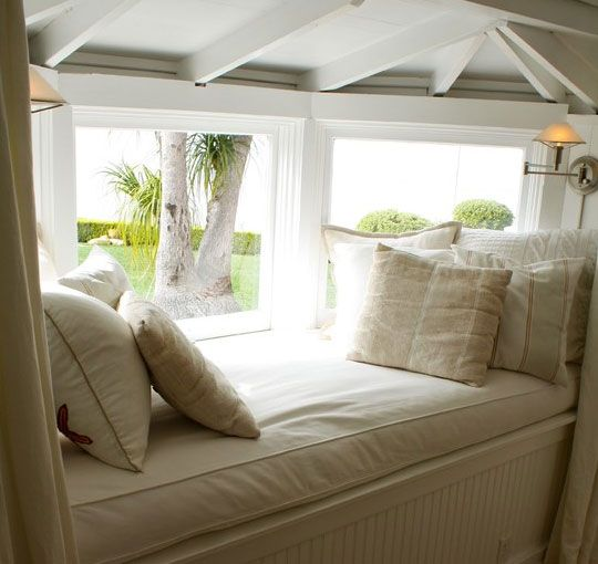 Create A Comfortable Reading Nook With These 10 Seating Ideas: 17 Best Images About Window Seats On Pinterest