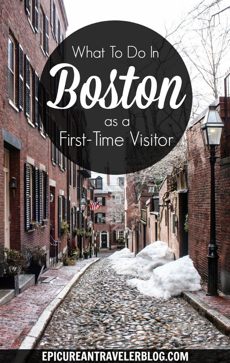Things to see, do and eat in Boston! If you are visiting Boston for the first time, this list is for you. Get your travel tips today at EpicureanTravelerBlog.com!