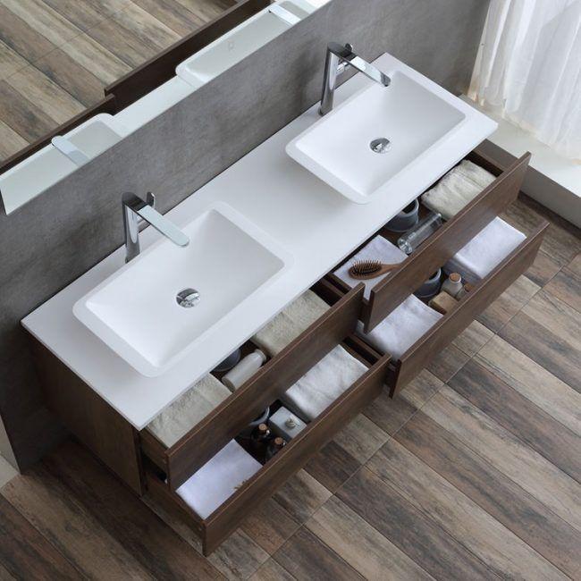 37 best Badeværelsesmøbler images on Pinterest Bathroom vanities - badezimmer 1990