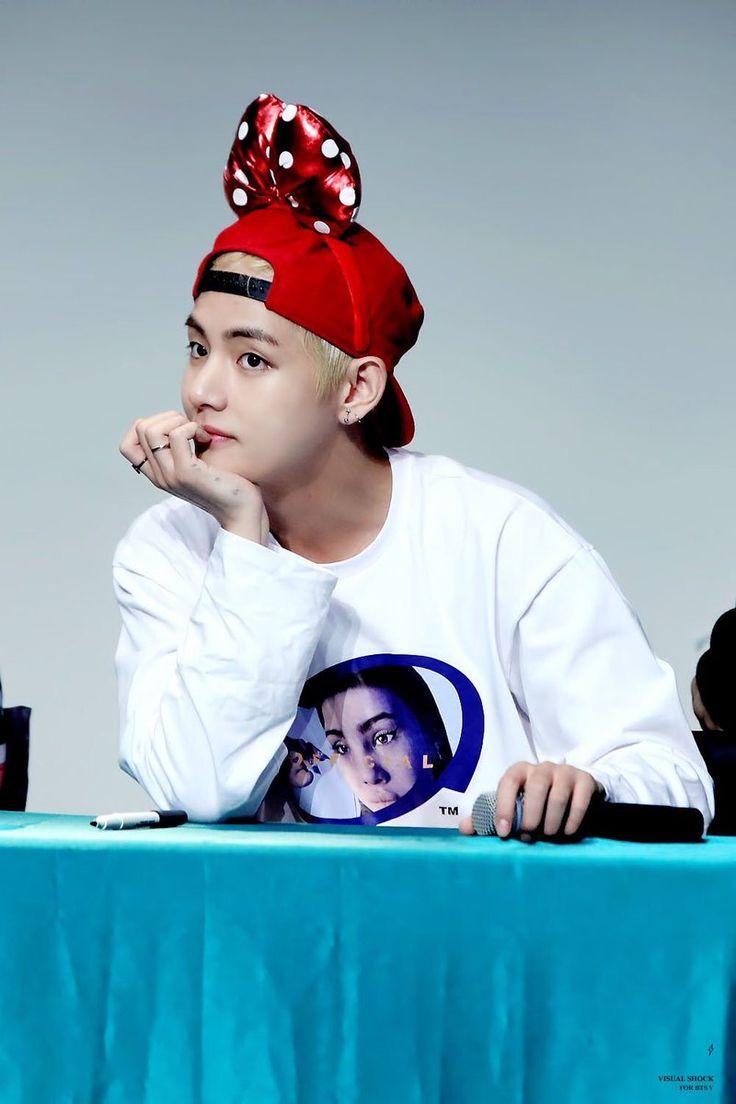 V BTS - Incheon Fansign