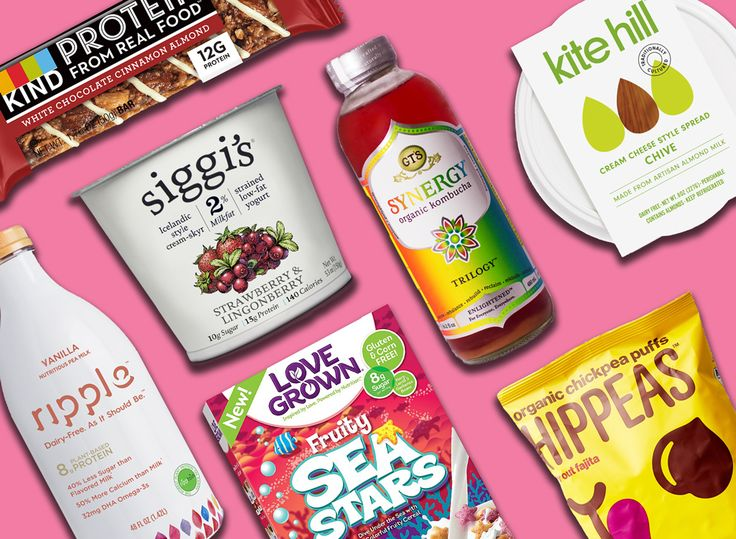 These wholesome brands are shaking up the grocery scene due to their use of clean ingredients, transparent labels, and sustainable farming practices.