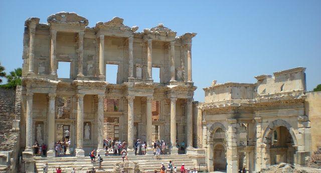fascynujące podróże: Turcja - Efez dotyk antyku