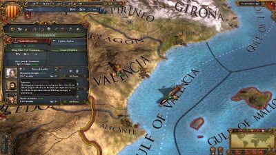 Europa Universalis IV PC Gameplay
