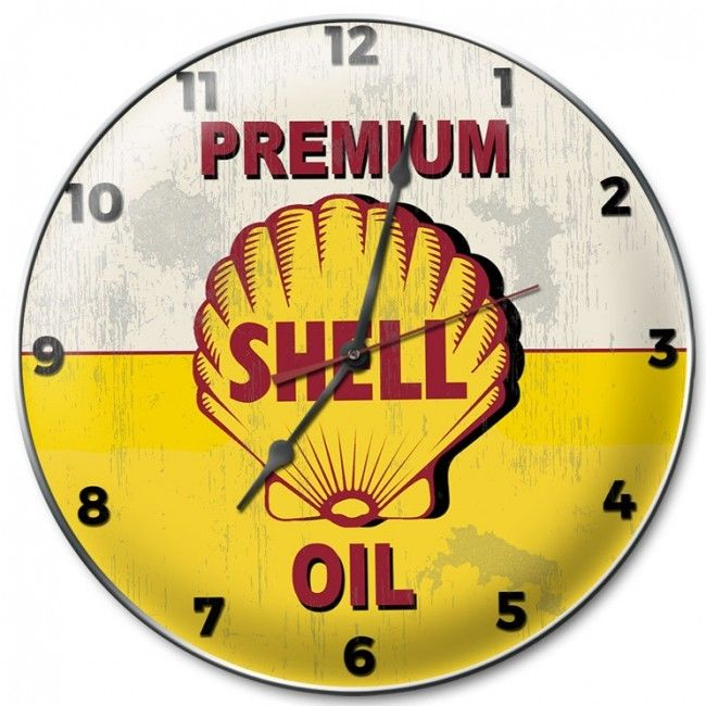 301 best Wall Clocks images on Pinterest | Vintage metal signs, Wall ...