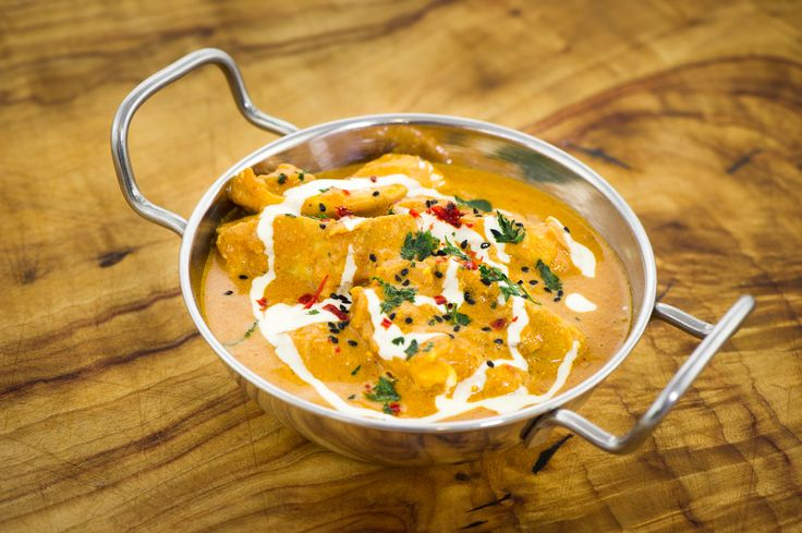 Butter Chicken: A take-away favourite that you can cook at home!