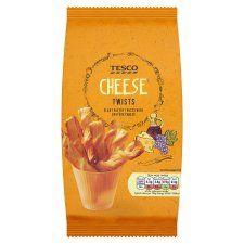 Tesco Cheese Twists 125G - Groceries - Tesco Groceries