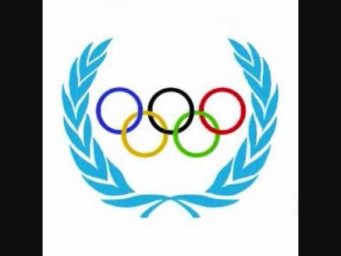 Παλαμάς - Ολυμπιακός Ύμνος