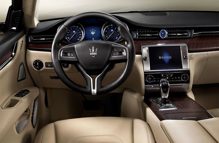 maserati granturismo interior - Google Search
