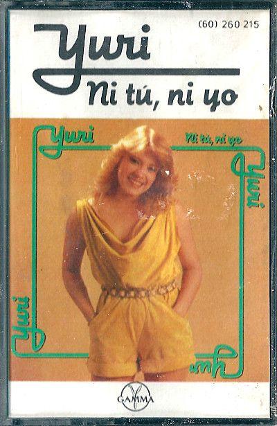 Yuri (3) - Ni Tú, Ni Yo (Cassette, Album) at Discogs