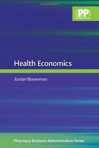 Health Economics (Pharmacy Business Administration)