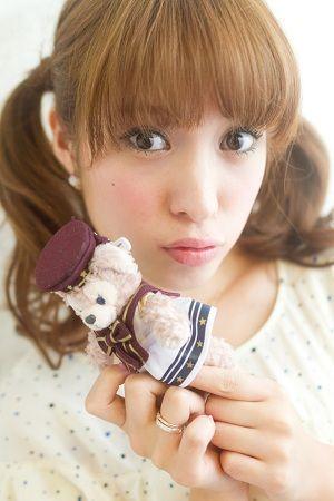 待望のツインテールの第二弾!! ツインテールも高さの違いでよりキュートな表情に | 原宿の美容室 MINX harajukuのヘアスタイル | Rasysa(らしさ)