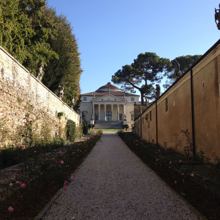 Palladio, Vicenza