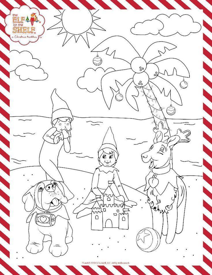 Embedded Weihnachtstraditionen Weihnachten Elf On The Shelf