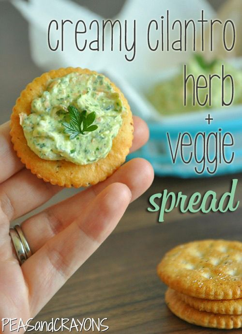 spread it on sandwiches, wraps, crackers, crudite... and more!